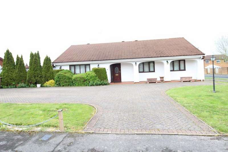 3 Bedrooms House for rent in Stunning Three bed Bungalow Lighthorne Rise p10519