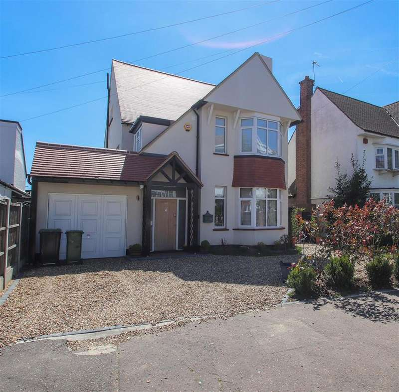6 Bedrooms Detached House for sale in Kings Road, Westcliff-on-Sea