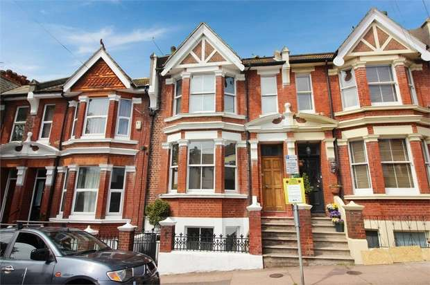 4 Bedrooms Terraced House for sale in St James's Avenue, Brighton, East Sussex