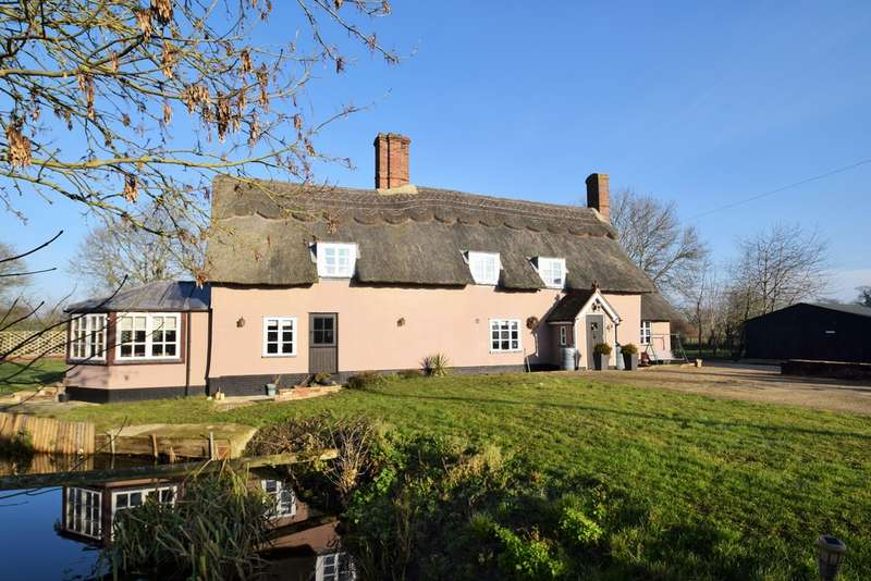 4 Bedrooms House for sale in Wickham Road, Thwaite