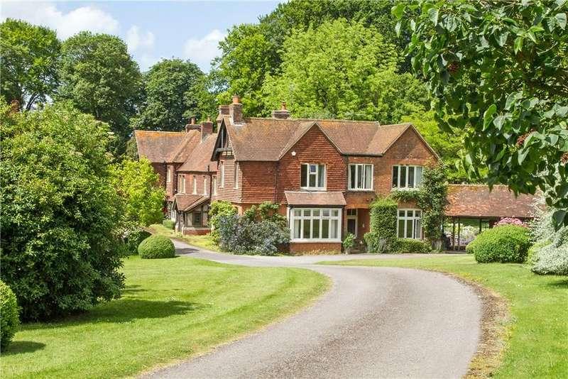 10 Bedrooms Detached House for sale in Ashe Warren, Basingstoke, Hampshire, RG25