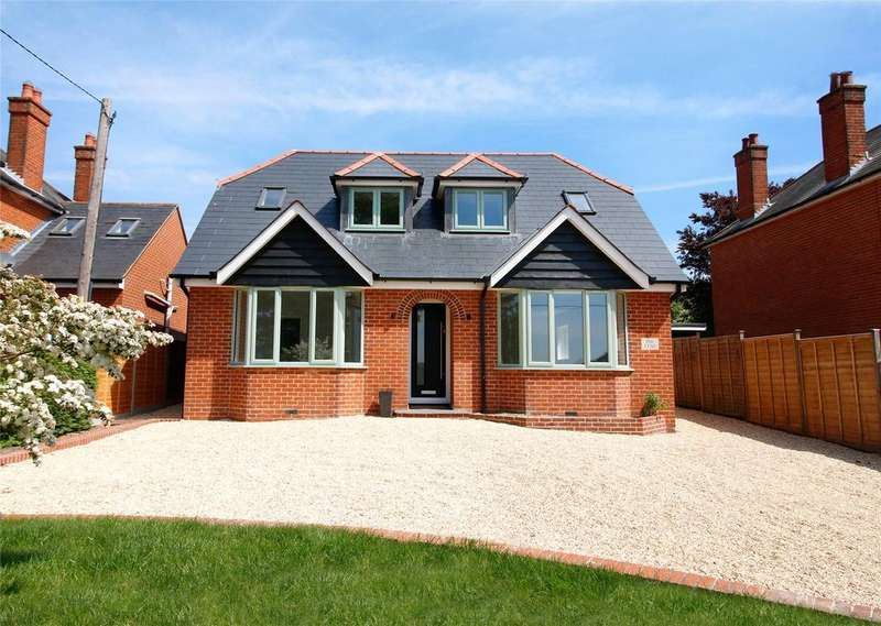 4 Bedrooms Detached House for sale in Swanmore Road, Swanmore, Southampton, Hampshire, SO32