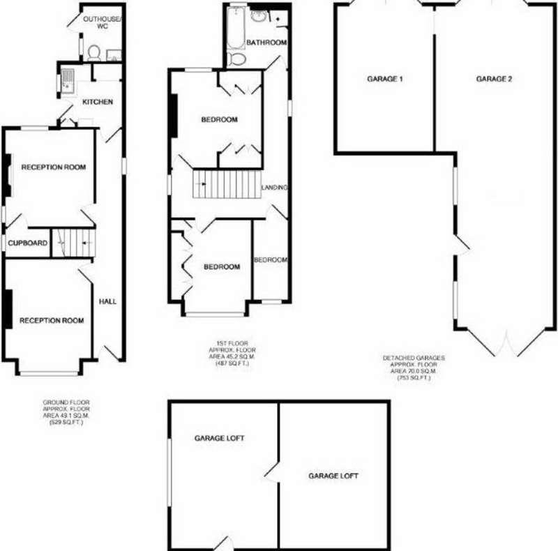 3 Bedrooms Detached House for sale in Bridge Street , Shotton, Deeside