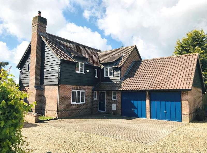 4 Bedrooms Detached House for sale in Priory Place, Newbury