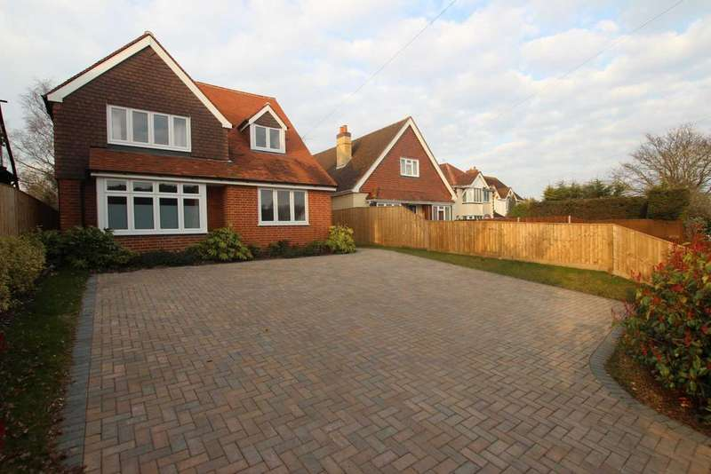 5 Bedrooms Detached House for sale in Wokingham Road, Reading