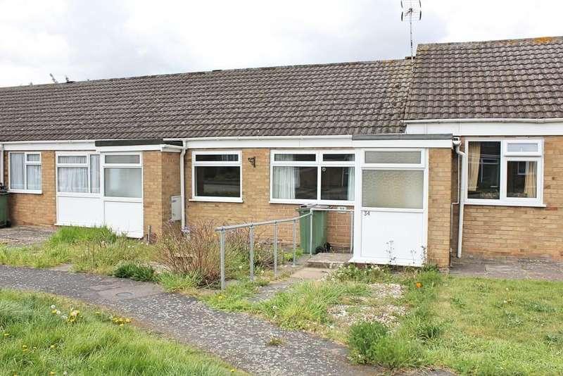 1 Bedroom Terraced Bungalow for sale in Torrington Close, Wigston