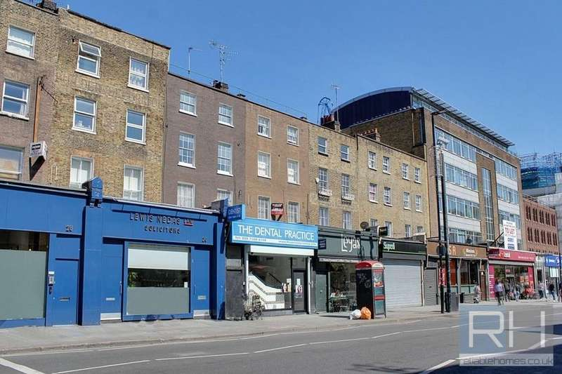 Studio Flat for sale in Camden High Street, London, NW1