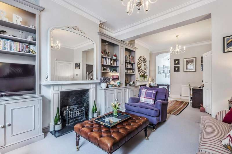5 Bedrooms Terraced House for sale in Isis Street, Earlsfield