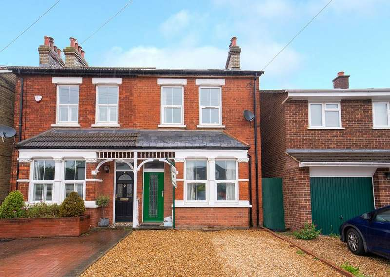 3 Bedrooms Semi Detached House for sale in Newtown, Henlow, SG16