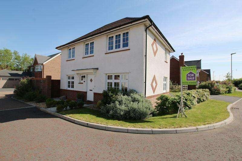 3 Bedrooms Detached House for sale in Tillage Close, Walmer Bridge
