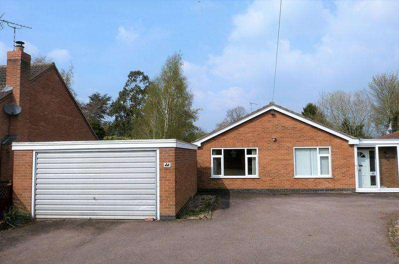 3 Bedrooms Detached Bungalow for sale in Gillam Butts, Countesthorpe