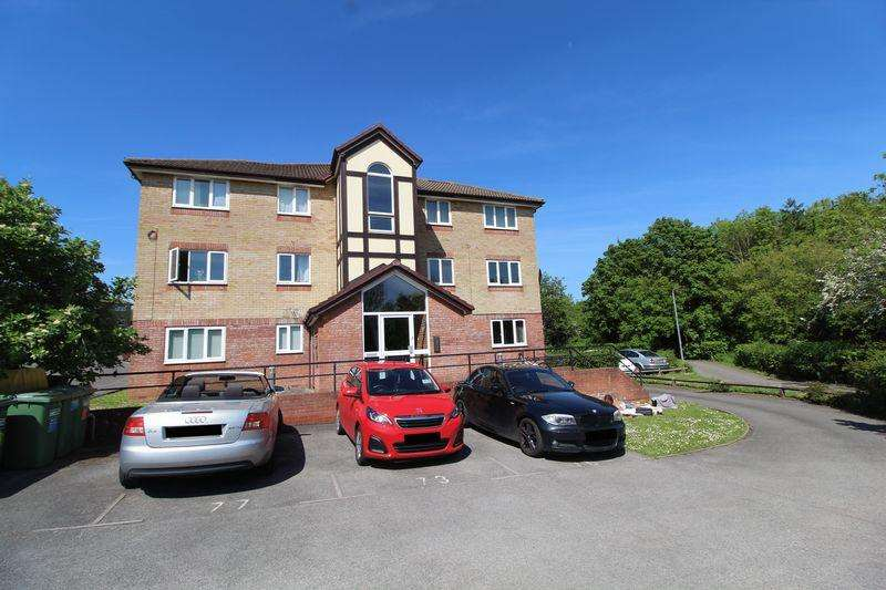 1 Bedroom Ground Flat for sale in Chequers Court, Bradley Stoke
