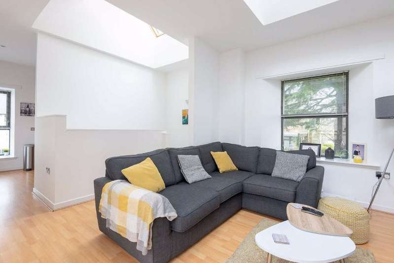 2 Bedrooms Terraced House for sale in Nicholson Court, Cupar, Fife