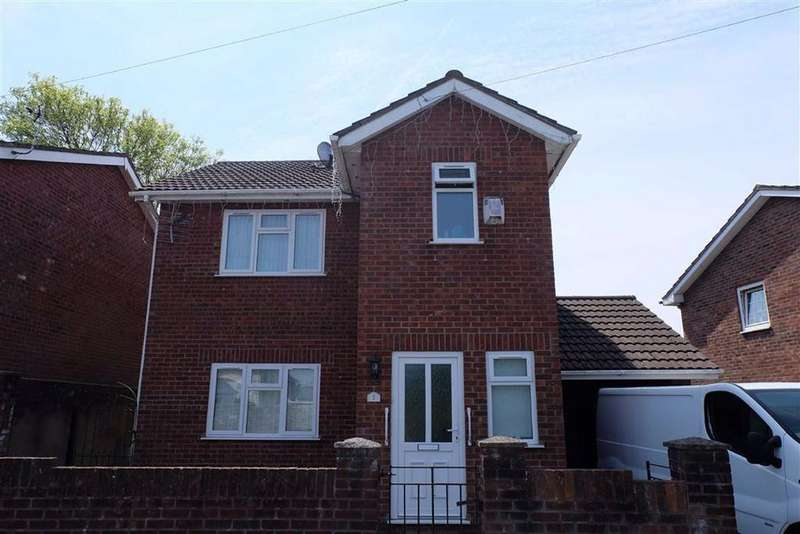3 Bedrooms Detached House for rent in Ralden Close, Barry, Vale Of Glamorgan