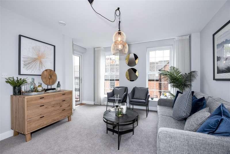 2 Bedrooms Apartment Flat for sale in Saxons Court, Peach Street, Wokingham, Berksire, RG40