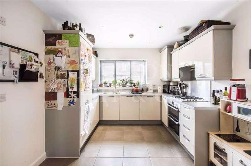 3 Bedrooms House for sale in Cross Way, Willesden, London, NW10