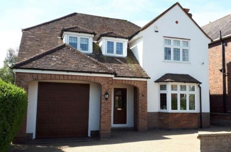 4 Bedrooms Detached House for sale in Doctors Fields, Earl Shilton