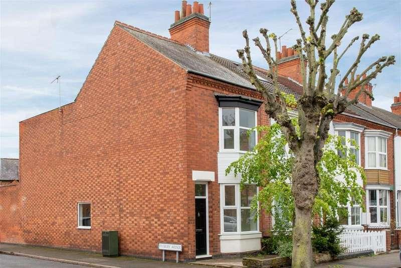 3 Bedrooms Town House for sale in Albert Promenade, Loughborough
