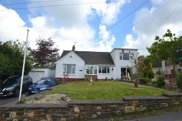 4 Bedrooms Detached Bungalow for sale in Landkey Road, Barnstaple, Devon
