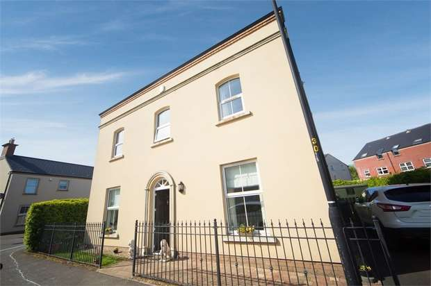 4 Bedrooms Detached House for sale in Readers Place, Ballyclare, County Antrim