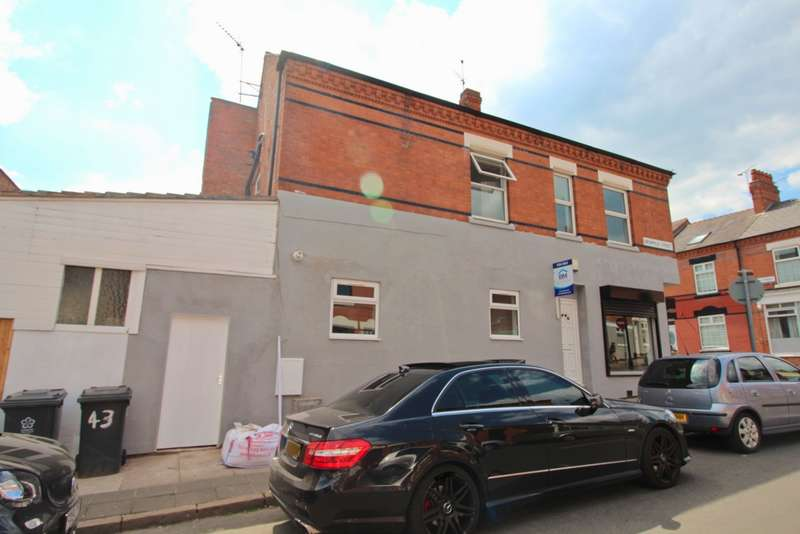 3 Bedrooms Terraced House for sale in Dronfield Street, Leicester, LE5
