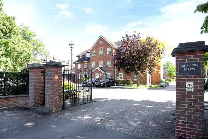 2 Bedrooms Maisonette Flat for sale in Artillery Mews, Tilehurst Road, Reading, Berkshire, RG30
