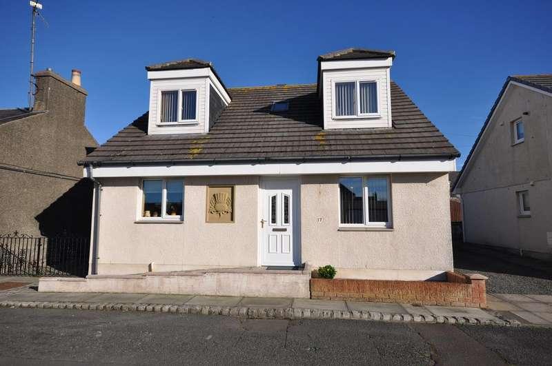 3 Bedrooms Detached House for sale in 17 Ballybroke Street, Girvan KA26