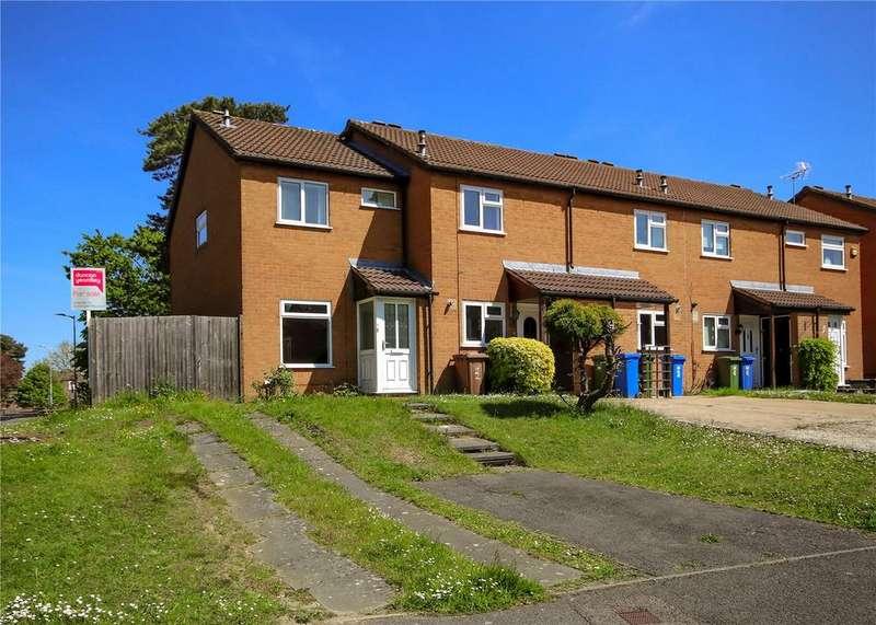 2 Bedrooms Terraced House for sale in Frensham, Bracknell, Berkshire, RG12