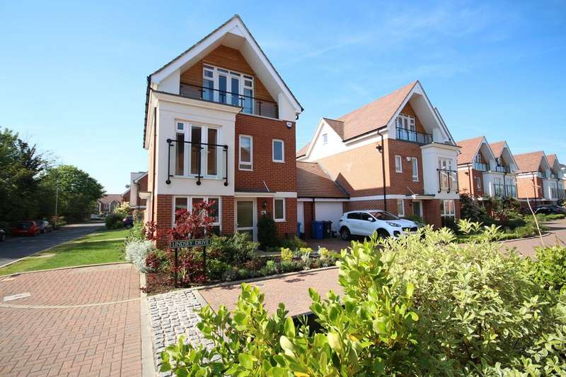 4 Bedrooms Link Detached House for sale in Maidenhead
