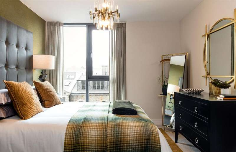 2 Bedrooms Flat for sale in Apartment 2 New Retort House, Brandon Yard, Lime Kiln Road, Bristol, BS1