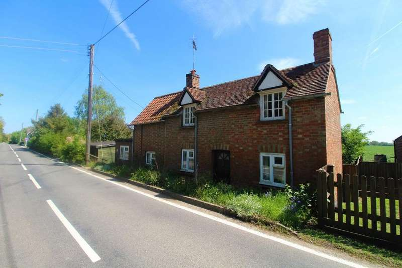2 Bedrooms Detached House for sale in Cross End, Thurleigh, Bedfordshire, MK44