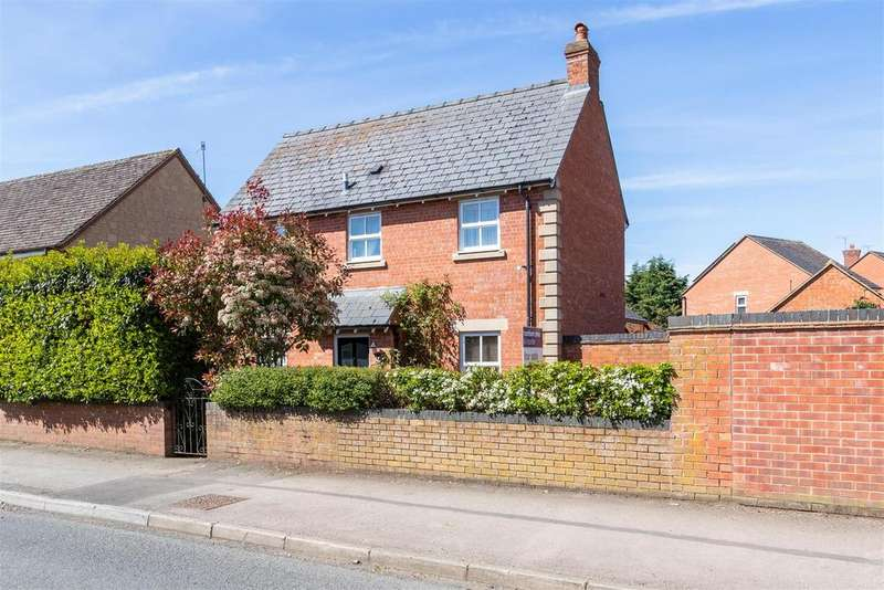 3 Bedrooms Detached House for sale in Radburn Close, Moreton in Marsh, Gloucestershire