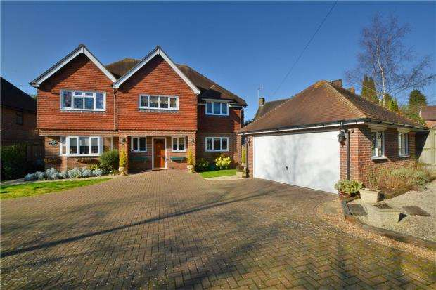 4 Bedrooms Detached House for sale in One Pin Lane, Farnham Common, Buckinghamshire