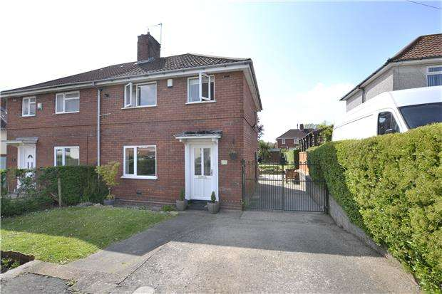 3 Bedrooms Semi Detached House for sale in Wordsworth Road, Horfield, Bristol, BS7 0EQ