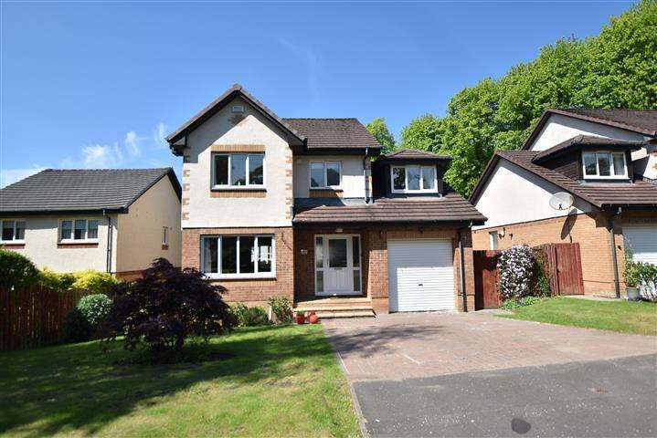 4 Bedrooms Detached Villa House for sale in 40 Roman Road, Ayr, Ka7 3sz