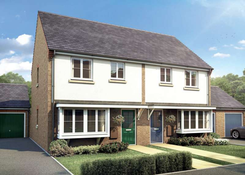 3 Bedrooms Semi Detached House for sale in Pinchbeck Fields, Spalding, PE11