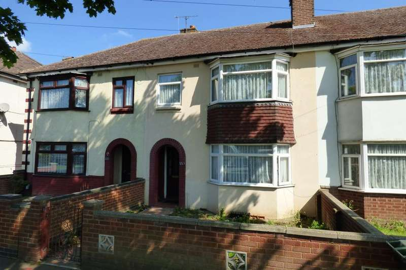 3 Bedrooms Terraced House for sale in Bedford, Beds, MK42 9TD