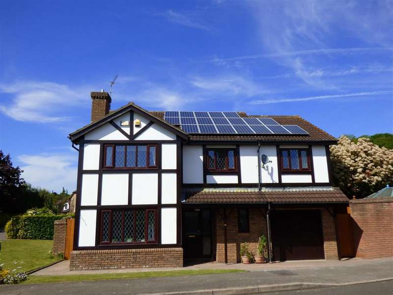 4 Bedrooms Detached House for sale in Treetops, Portskewett, Caldicot