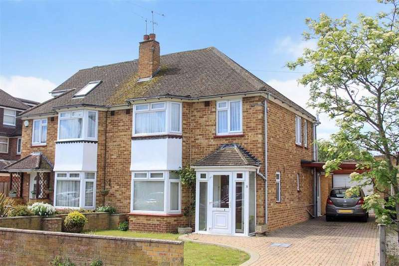 3 Bedrooms Semi Detached House for sale in Headington Road, Maidenhead, Berkshire