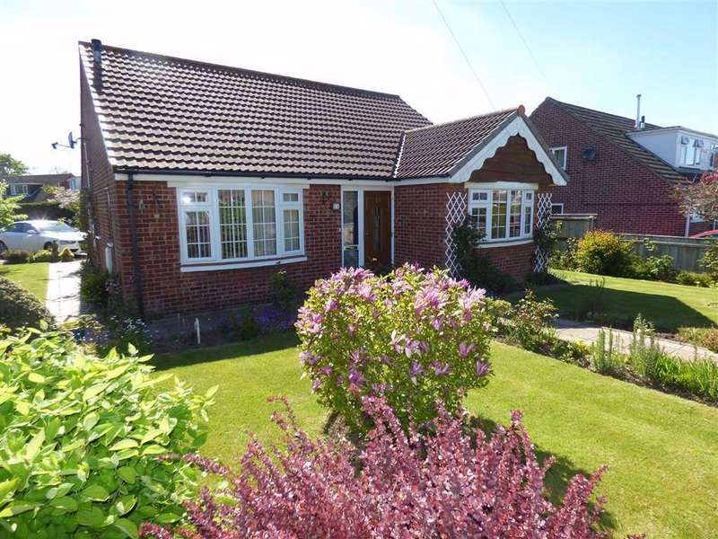 3 Bedrooms Detached Bungalow for sale in Sycamore Drive, Louth