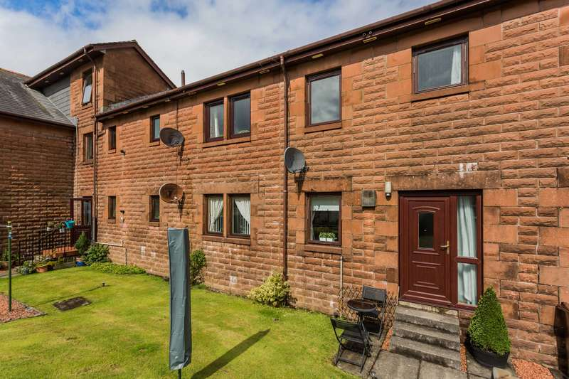 2 Bedrooms Villa House for sale in 12 Skelmorlie Castle Road, Skelmorlie, North Ayrshire, PA17 5AH