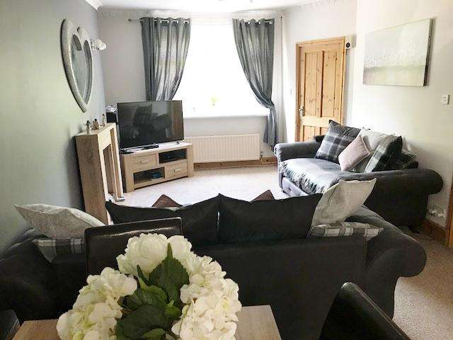 3 Bedrooms Terraced House for sale in Western Terrace, Ebbw Vale