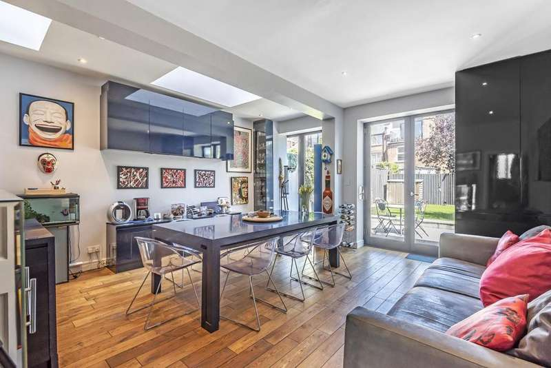 4 Bedrooms Terraced House for sale in Harvey Road, Crouch End