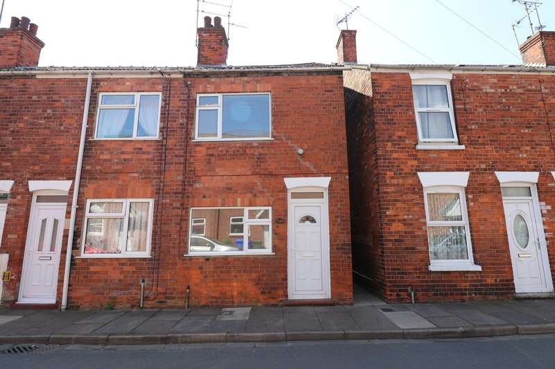 3 Bedrooms Terraced House for sale in Edwin Street, Boston, Lincolnshire, PE21