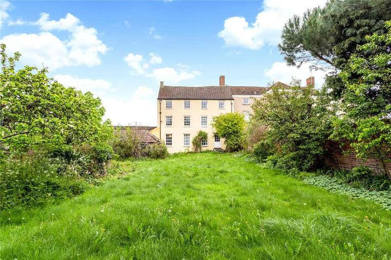 5 Bedrooms Semi Detached House for sale in Charfield Road, Kingswood, Wotton-under-Edge, Gloucestershire, GL12