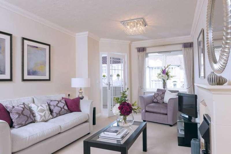2 Bedrooms Apartment Flat for sale in Keyes Lodge, King Edward Avenue, Dartford