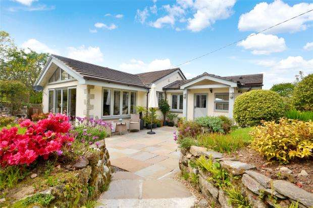 4 Bedrooms Detached Bungalow for sale in Holmbush, Callington, Cornwall
