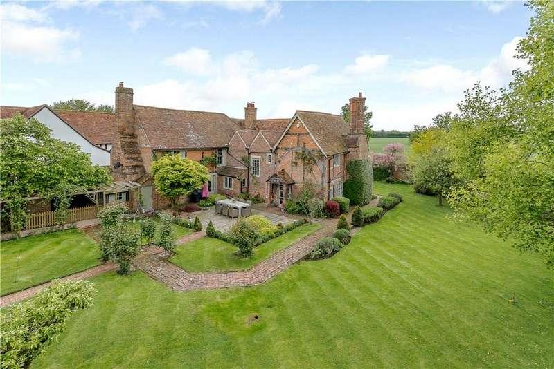 5 Bedrooms Detached House for sale in Cherry Garden Lane, Maidenhead, Berkshire, SL6