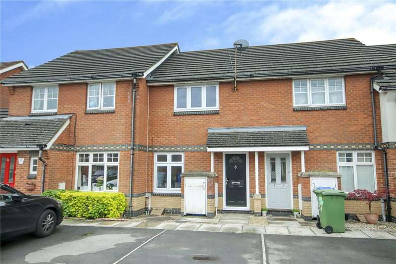 2 Bedrooms Terraced House for sale in Roby Drive, Bracknell, Berkshire, RG12