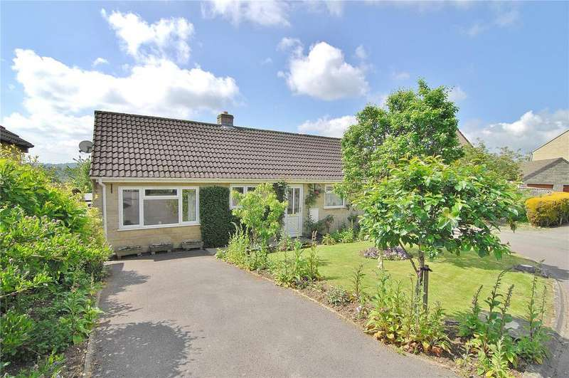 2 Bedrooms Bungalow for sale in Hillier Close, Stroud, Gloucestershire, GL5